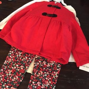 Carter's Other - NWT! Toddler set