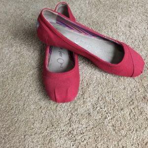 Toms Ballet Flat