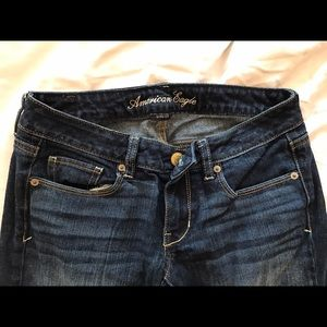 American Eagle Skinny Jean 2 Long