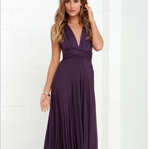 c0401846007 Lulu s Dresses   Skirts - Lulu s Always Stunning Convertible Maxi Dress