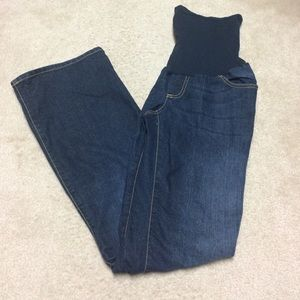 Oh Baby by Motherhood Denim - Maternity full panel jeans Sz. Small