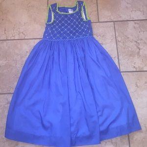 Luli & Me Other - Luli & Me Smocked Dress