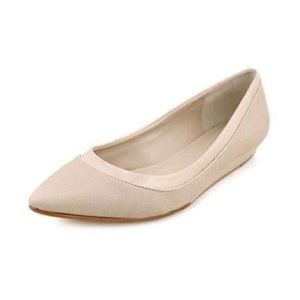 NIB BCBGeneration Alonsa Leather Flat