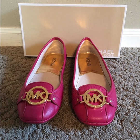 2e1845b8e Michael Michael Kors Fulton Moc Pink Flats. M_58001b9f4e8d176bcc002f5c