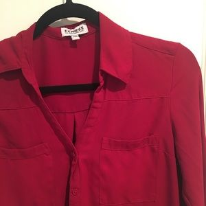 Red Express Portofino Shirt