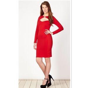 Kardashian Kollection Dresses & Skirts - 🎉HP🎉KARDASHIAN KOLLECTION/LIPSY RED DRESS