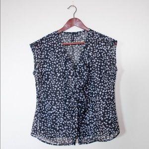 Relativity Tops - RELATIVITY Casual lightweight blouse