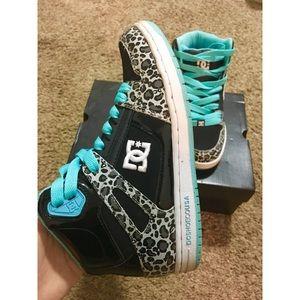 Dc Shoes Rimbalzo High-top Di Skate Sneaker - Donna SB5xz1K1HQ