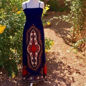 Christina Love Dresses & Skirts - CHRISTINA LOVE Maxi Dress ❤️