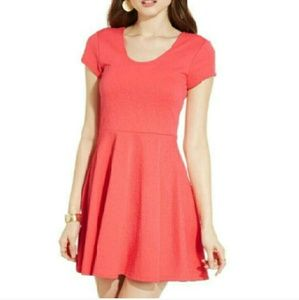 Planet Gold Dresses & Skirts - NWT $39 coral dress