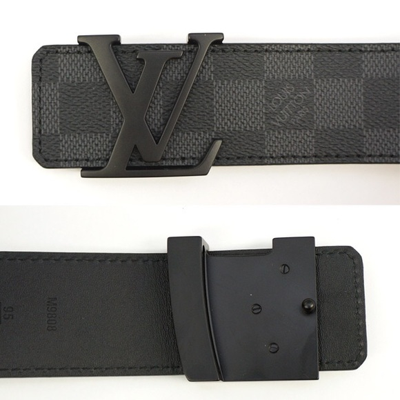 20% off Louis Vuitton Other - Authentic Black and gray men ...