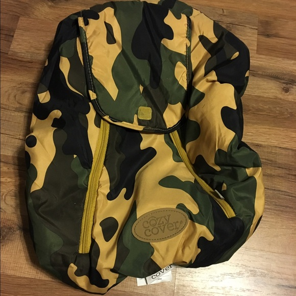 Other | Camouflage Cozy Cover Car Seat Cover | Poshmark