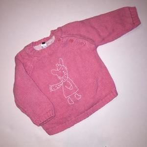 Baby Gap Other - ⚜EDITOR'S PICK⚜🎉ON SALE🎉 Adorable Pink Sweater