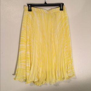 soft surroundings Dresses & Skirts - Soft surroundings pleated skirt