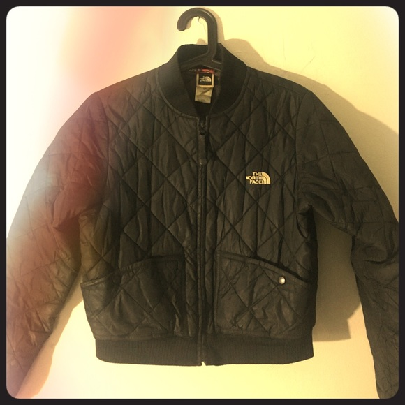 The North Face Jackets Coats Diamond Quilted Bomber Jacket