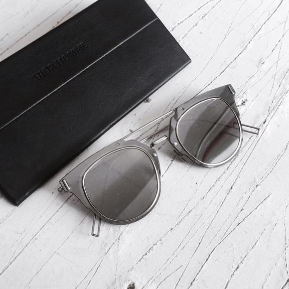 d5fef355c02c0 Dior Other - Dior Sunglasses Composit 1.0 Men s Chrome