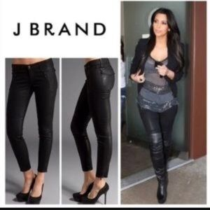 J Brand 901 Stonehenge 76% off J Brand Denim - NWOT J Brand 901 Super Skinny Coated Steeled ...