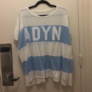 ADYN tee shirt, super flowy! one size