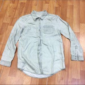 Tucker + Tate Other - Tucker + Tate Soft Rayon Dress Shirt Boys 10/12