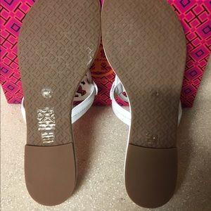 4594b92da2374e Tory Burch Shoes - Tory Burch  Miller 2  Hand-Painted White ...