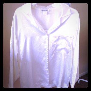 Dior Other - Vintage Christian Dior Silk Nightshirt.