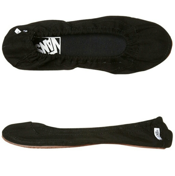 vans flat shoes
