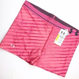 Under Armour Pants - Under Armour Orange XL Fit Workout Shorts NWT