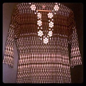 Echo Tops - SALE Echo beautiful beaded tunic