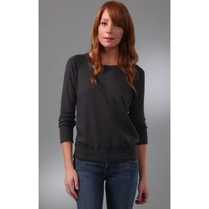 James Perse | French Terry Sweatshirt