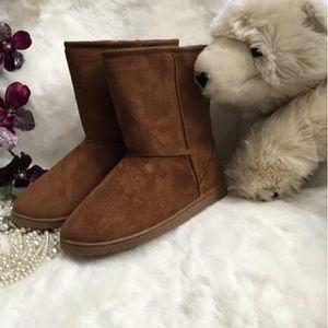 "DAWGS Shoes - 🦋NIB Chestnut DAWG Classic 9"" Boots Sizes 8-11🦋"