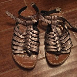 Sam Edelman gladiators sandals
