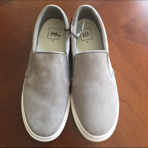 GAP Shoes   Gap Suede Leather Slipon