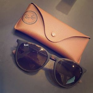 "AUTHENTIC! Ray Ban ""Erika"" Sunglasses"