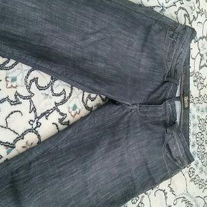 Metallic ish nice jeans