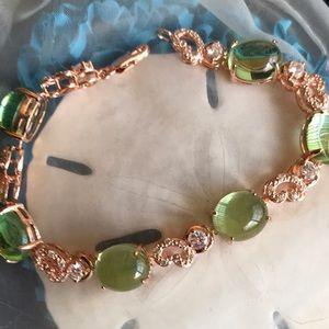 Jewelry - 27.00 CTW Genuine stones Tennis Bracelet
