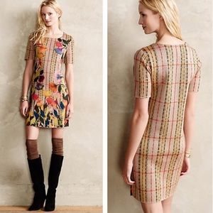 Anthropologie Bloomline Dress