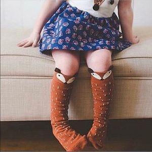 Other - {toddler fox socks}