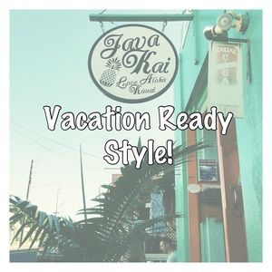 Other - Cute styles for warm vacation get-aways!