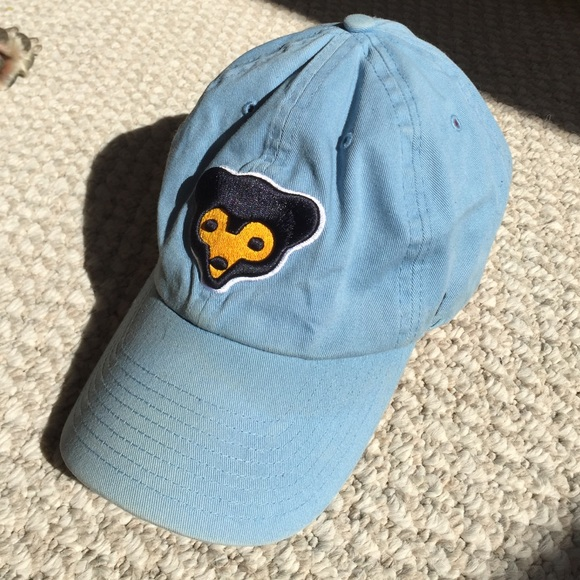 forty seven brand Other - Light Blue Cubs Hat 34fb4278771