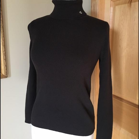 Lauren Ralph Lauren Sweaters Macys Ralph Lauren Turtle Neck Dark
