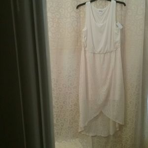 Simply Emma Dresses & Skirts - NWT  Women's Ivory Dress Final Price