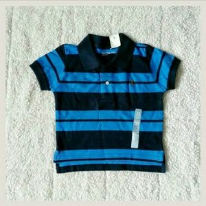 Baby Gap Other - NWT! Baby Gap striped polo 12-18 mo