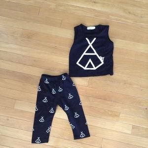 Other - Teepee outfit size 12-18 months