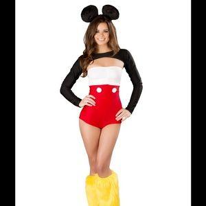 J. Valentine Pants - 🐭🐭 Sexy Mouse Romper  🐭🐭