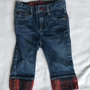 Baby Gap Other - Baby Gap cuffed pants sz 12-18 months