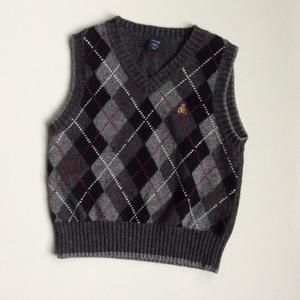 Baby Gap Other - Baby Gap sweater vest, size 12-18 mo