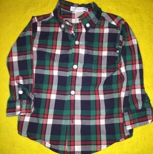 Janie and Jack Other - Janie and Jack button down