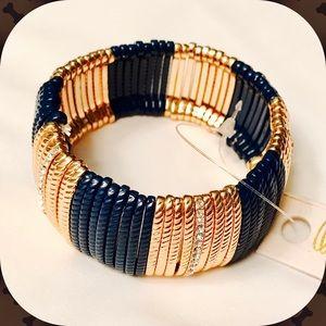 Amrita Singh Jewelry - 💜 Amrita Singh Prince Street Stretch Bracelet