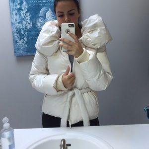 Bcbg maxazria puffer jacket