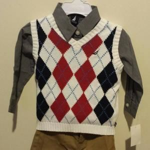 Nautica Other - 3 pieces outwear